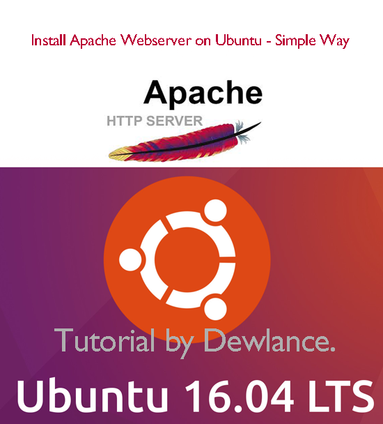 How to install and configure Apache webserver on Ubuntu 16